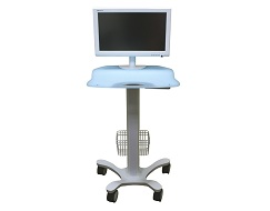 "Easi Cart with 17"" All-in-One Touch Panel PC ONYX-6910"